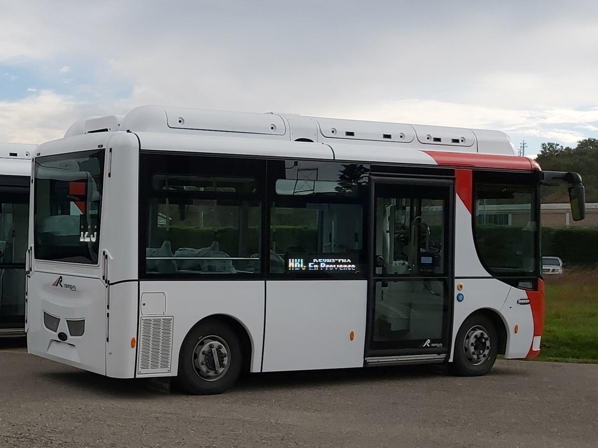 E60 partenza